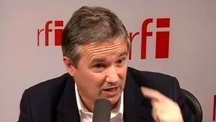Nicolas Dupont-Aignan, président de Debout La République et député de Yerres (Essonne).