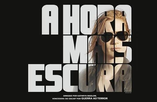 """Cartaz do Filme """"A Hora Mais Escura """""""