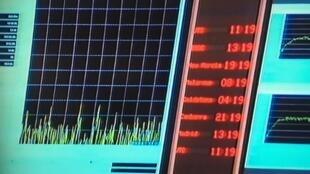 """ثبت آخرین سیگنال حیاتی """"روزتا"""" در مانیتور مرکز کنترل"""