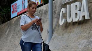 Depuis plusieurs jours, les Cubains n'ont plus accès à l'application Telegram, un réseau social parmi les plus sécurisés, et les VPN ont également été bloqués (image d'illustration).