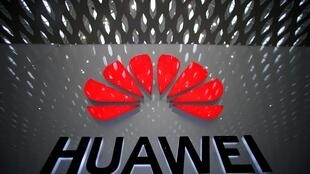 Logo của tập đoàn viễn thông Trung Quốc Hoa Vi.