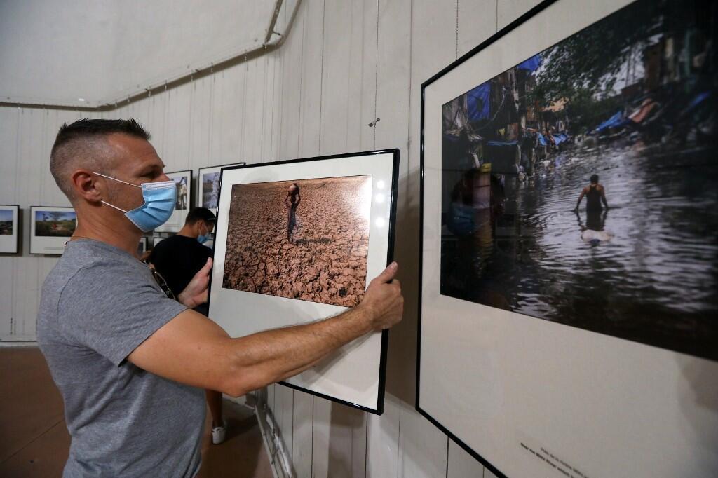 Le festival Visa pour l'image a débuté le 29 août et s'achèvera le 27 septembre 2020 à Perpignan.