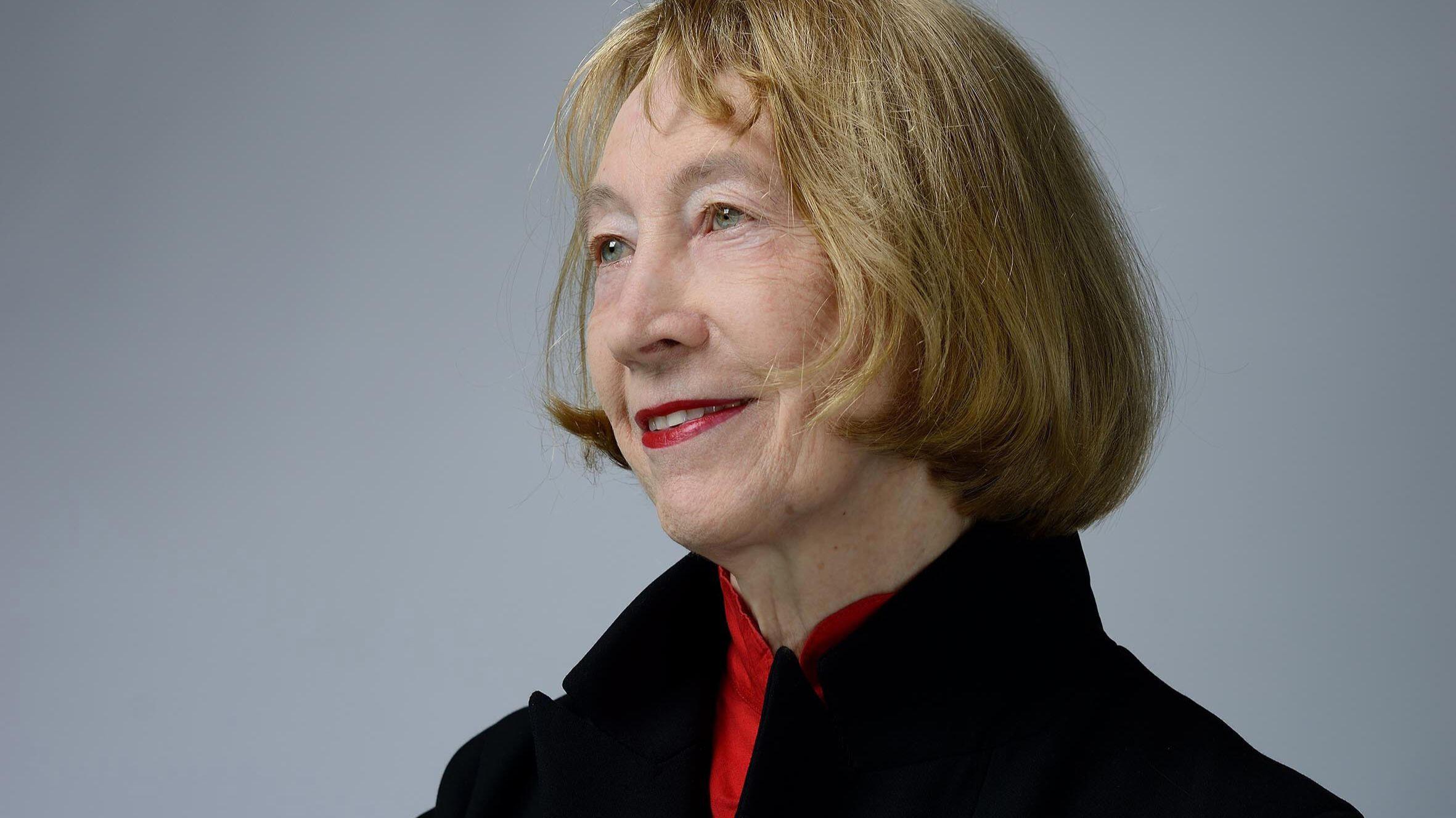 French novelist Chantal Thomas