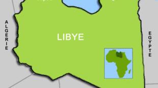 Bản đồ Libya