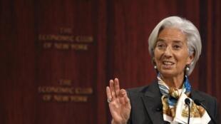 Mkuu wa taasisi ya fedha kimataifa,IMF Christine Lagarde anakabiliwa na tuhuma za ufisadi