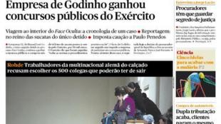 Público, édition du 21/11/09.