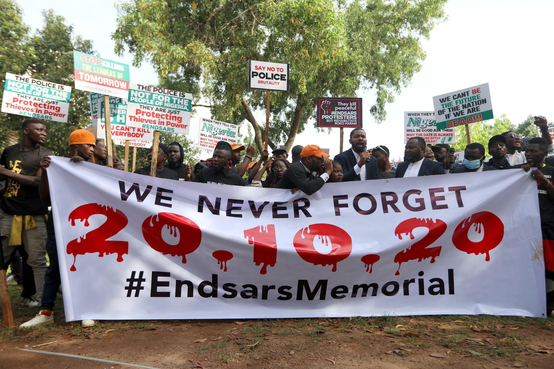 EndSARS - Nigeria