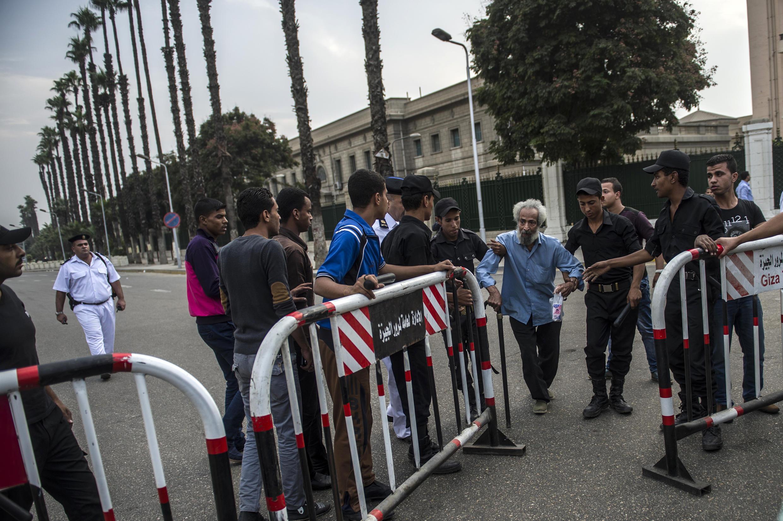 Le 22 octobre une bombe avait explosé devant l'université du Caire, au centre de la capitale égyptienne. Au moins cinq policiers et quatre civils avaient été blessés.