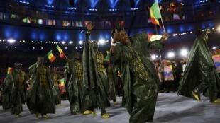 Abertura dos Jogos Olímpicos do Rio