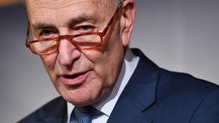 Chuck Schumer said warned the latest stimulus package would likely not be passed for several weeks