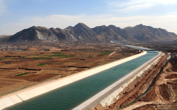 Nam Thủy Bắc Điều (South-to-North Water Diversion Project), công trình với hệ thống dẫn nước dài hơn 1.000 km - DR