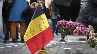 Brussles in the wake of the airport attacks