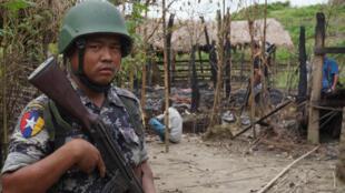 Sabon rikici ya yi sanadi rayuka a Myanmar