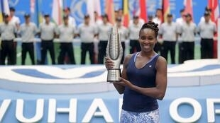 Venus Williams will rise to world number 15 as a result of her victory at the Wuhan Open.