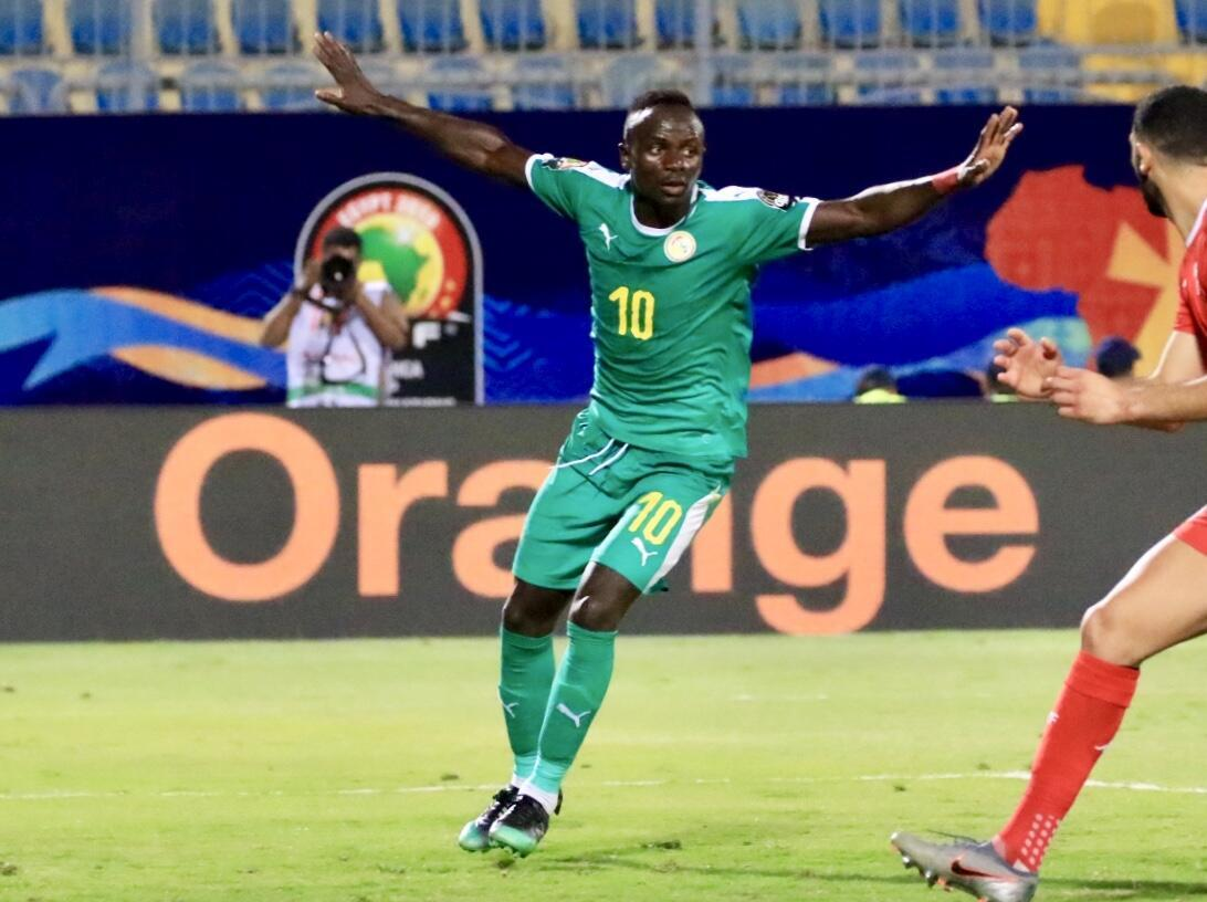 Senegal's Sadio Mané has a chance to win the Uefa Champions League and the Africa Cup of Nations in the same season.