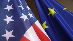 歐美關係圖片