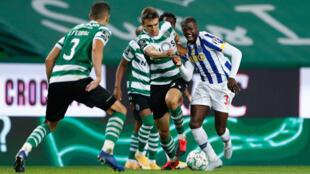 Nanú - FC Porto - Sporting CP -  João Palhinha - Liga Portuguesa - Desporto - Futebol - Portugal - Football