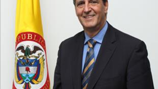 Juan Camilo Restrepo, ministro de Agricultura de Colombia.