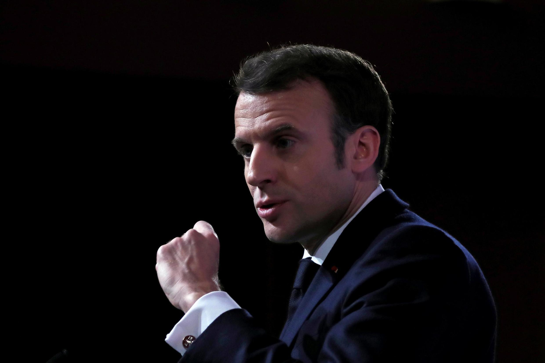 Para Emmanuel Macron, uma eventual diminuição do envelope da PAC é inaceitável.