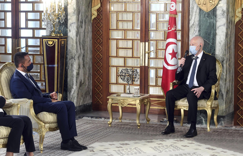 Di maio Tunisie