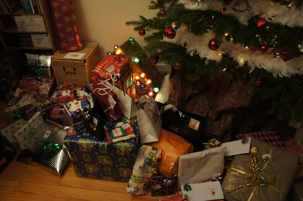 As desagradáveis supresas que lhe aguardam sob a árvore de Natal.