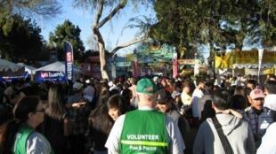 Ngày hội sinh viên đầu năm 2012 của cộng đồng người gốc Việt tại California