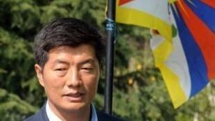 西藏流亡政府行政中央司政洛桑桑盖