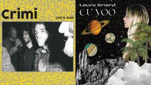 Musique - montage - Crimi - Laure Briard - Musiques du monde