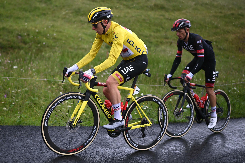 Tadej Pogačar - UAE-Team Emirates - Desporto - Ciclismo - Cyclisme - Slovénie - Eslovénia - Tour de France - Tour - Bicicleta