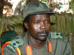 Kiongozi wa kundi la waasi wa LRA nchini Uganda, Joseph Kony