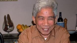 Nhà văn Bùi Ngọc Tấn (DR)
