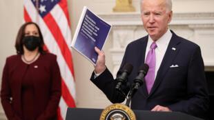 US - Joe Biden