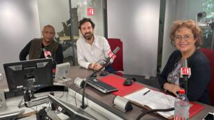 Jean-Marie Théodat, Mikaël Ponge et Myriam Cottias - Journal Haiti Amériques 2 juillet 2021