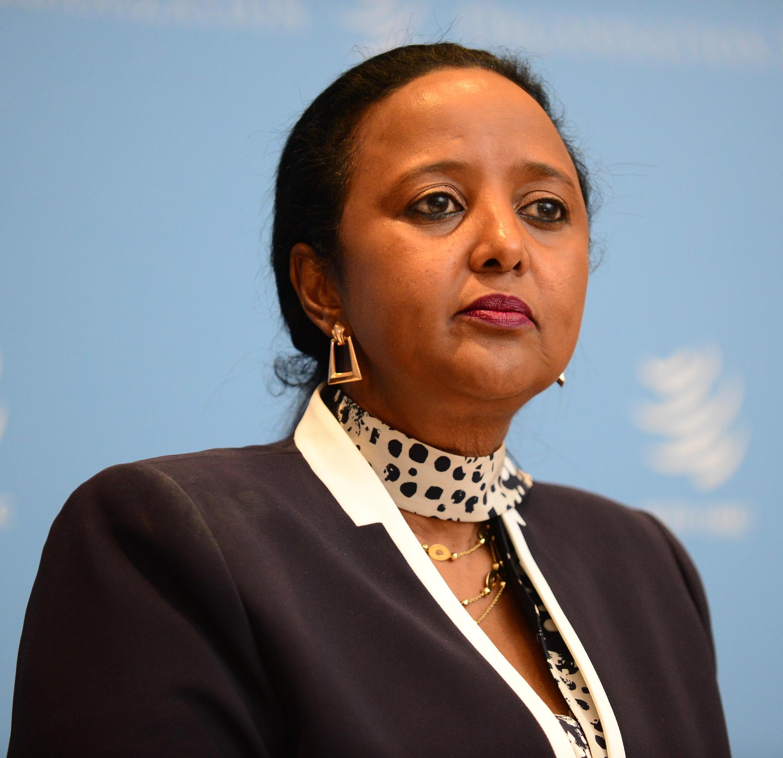 Waziri mpya wa michezo nchini Kenya, Amina Mohammed