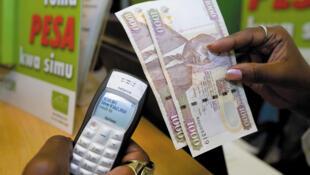 En Afrique, le Kenya a été précurseur dans le paiement mobile, avec M-Pesa.