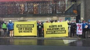 associações de Direitos Humanas francesas