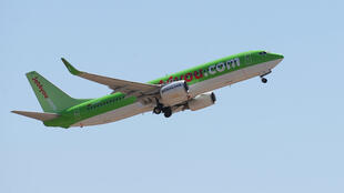 Un avion de la compagnie Jet4you.