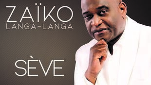 Jossart N'Yoka Longo, leader et fondateur du groupe Zaïko Langa Langa.