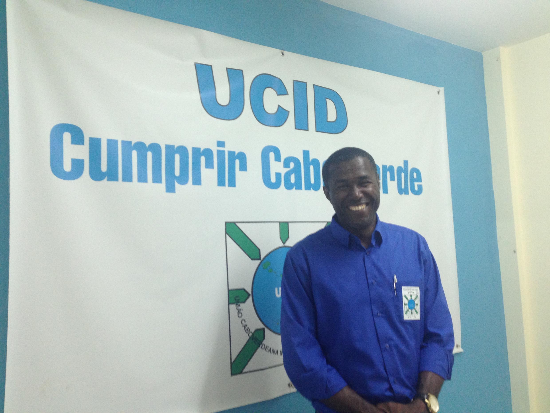 António Monteiro, líder da UCID
