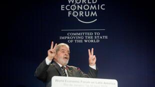 Lula da Silva, entre los más influyentes del mundo, según la revista Time