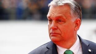 Viktor Orban, le Premier ministre hongrois.