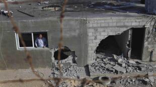 Israel bombardeia alvos múltiplos em Gaza