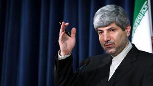 رامین مهمانپرست، سخنگوی وزارت امور خارجه جمهوری اسلامی ایران