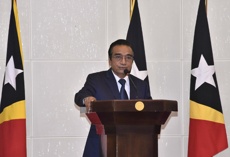 O Presidente timorense Francisco Guterres Lu-Olo, convocou as legislativas de 12 de maio para resolver crise no parlamento