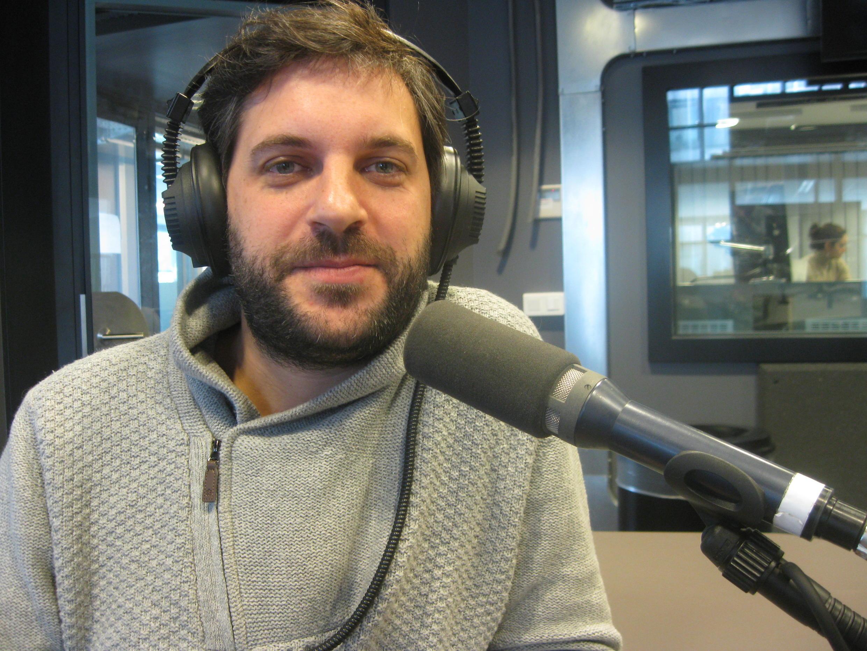 Gabriel Calderón en RFI.