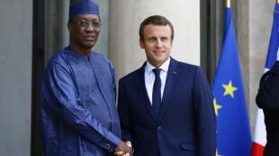 Presidente do Chade, Idriss Déby, morto na frente de combates contra rebeldes