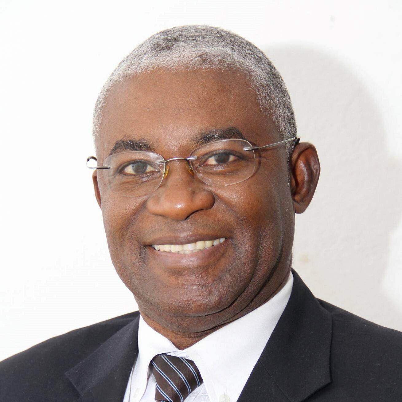 Arlindo Carvalho, líder do PCD e cabeça de lista da coligação PCD-MDFM-UDD nas legislativas de 7de Outubro de 2018.