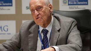 João Havelange presidiu a Fifa de 1974 a 1998.