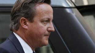 Firaministan Kasar Birtaniya, David Cameron