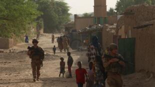 Dakarun Soji a kauyen Mali.